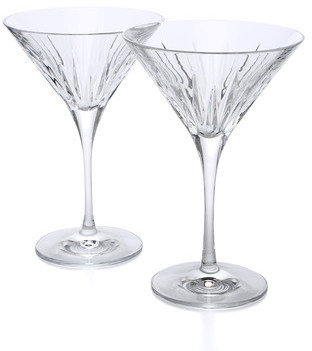 Reed & Barton Crystal Soho Martini (set of 2)