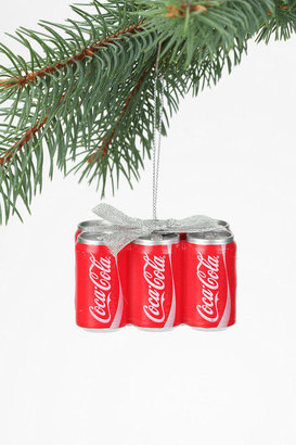 Urban Outfitters Coca-Cola 6-Pack Ornament