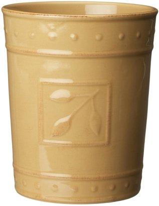 Signature Housewares Sorrento Tool Jar, Gold