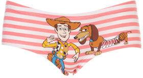 Toy Story Stripe Cheeky Pants