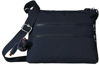 Kipling Alvar Crossbody Bag (True Blue 2) Cross Body Handbags