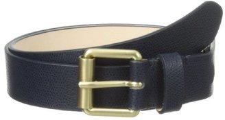 Marc Jacobs Men's Embossed Belt For Buckle
