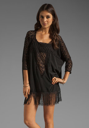 L-Space Oasis Poncho