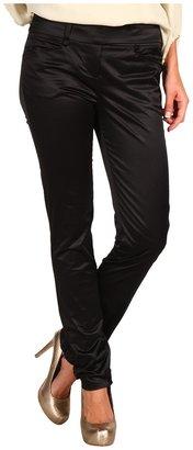 BCBGMAXAZRIA Monique The Slim Pant (Black) - Apparel