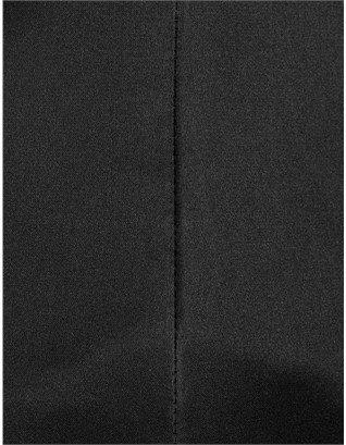 Ellery Black Silk Flux Corset