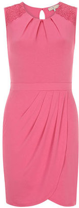 Dorothy Perkins Billie and Blossom Pink Lace Tulip Dress