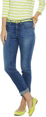C. Wonder Medium Wash Stretch Skinny Jean