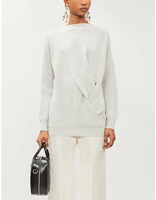 Max Mara Verace wool-cashmere blend jumper