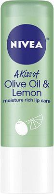 Nivea Kiss Of Olive Oil & Lemon Lip Care
