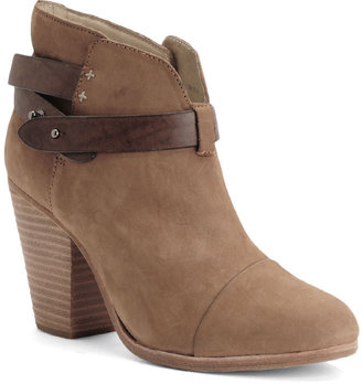 Rag and Bone Harrow Boot - Camel Nubuck