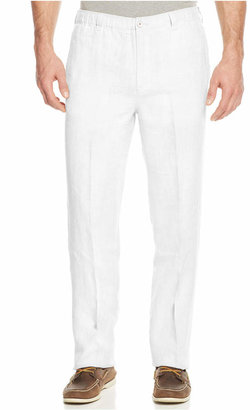 Tommy Bahama Men's New Linen On The Beach Pants $98 thestylecure.com