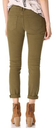 Madewell Skinny Skinny Ankle Jeans