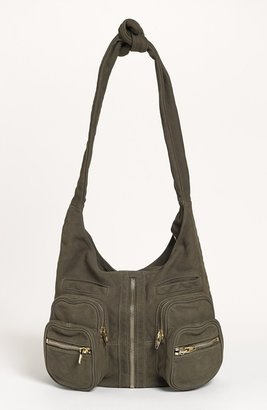 Alexander Wang 'Donna - Pale Gold' Nubuck Leather Hobo