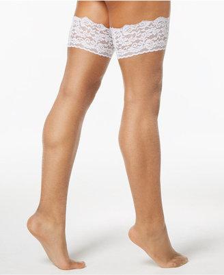 Berkshire Sheer Shimmer Thigh Highs Hosiery 1340