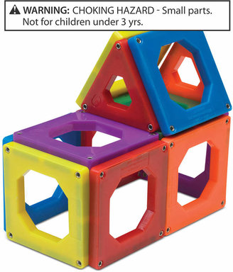 Discovery Kids Toy, 24-Piece Magnetic Tiles $49.99 thestylecure.com