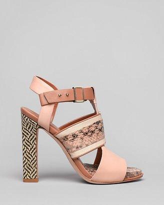 Rachel Roy Platform Sandals - Faye High Heel