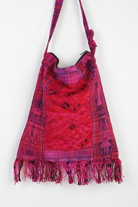 Urban Outfitters Stela 9 Fringe Crossbody Bag