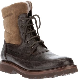 Henderson Fusion two-tone hiking boot