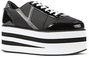 Y.R.U The Karzii Shoe in Black and Grey