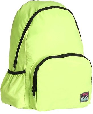 Billabong Stop For Fun Backpack (Black) - Bags and Luggage