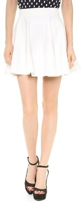 Alice + Olivia Blaise Trapeze Skirt