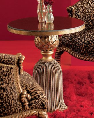 Horchow Tassel Table