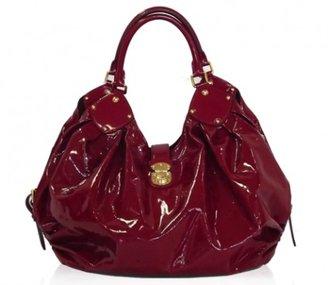 Louis Vuitton pristine (PR Cerise Patent Leather XL Surya Bag