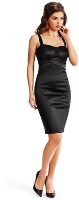 GUESS by Marciano Dina Structured Corset Dress