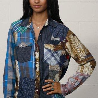 Denim & Supply Ralph Lauren Slouchy Western Shirt