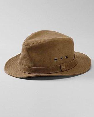 Eddie Bauer Waxed Canvas Packer Hat