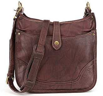 Frye Campus Cross-Body Bag $328 thestylecure.com