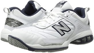 New Balance MC806 (White) Men's Tennis Shoes