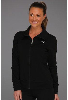 Puma Move Sweat Jacket (Black) - Apparel