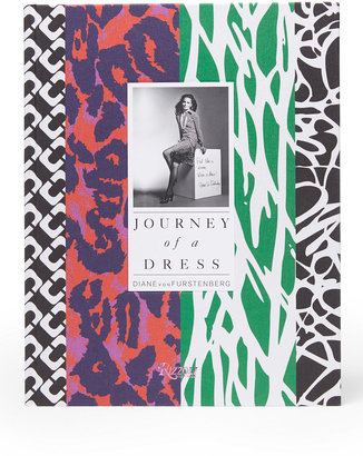 Diane von Furstenberg Journey Of A Dress Coffee Table Book