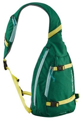 Patagonia 'Atom' Sling Backpack - Green $49 thestylecure.com