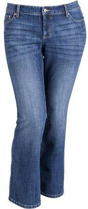 Old Navy Women's Plus Boot-Cut Jeans