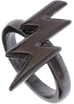 ASOS Lightning Stike Charm Ring