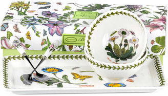 Portmeirion Serveware, Botanic Garden 5 Piece Entertaining Set