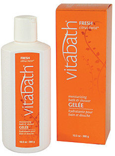 Vitabath Fresh Citrus Twist Moisturizing Bath & Shower Gelee - 10.5-oz.