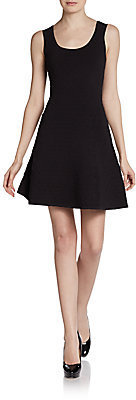 Torn By Ronny Kobo Luciana Textured Dress