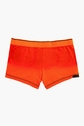 Diesel Orange ombre UMBX Semajo Boxers