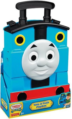 Fisher-Price Thomas & friends take-n-play tote-a-train playbox