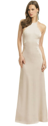 Halston Cold As Ice Gown