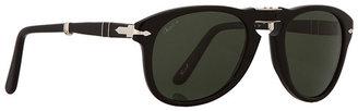 Persol PO0714 52 Polarized Suprema Foldable Sunglasses