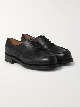 J.M. Weston 641 Leather Derby Shoes