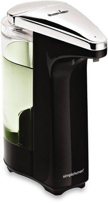 Simplehuman 8-Ounce Sensor Pump Soap Dispenser in Black