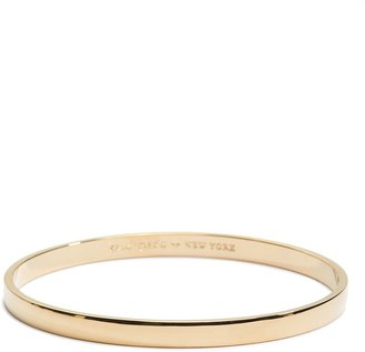 Kate Spade Idiom - Heart Of Gold Bangle