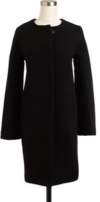 Sabrina Double-cloth coat