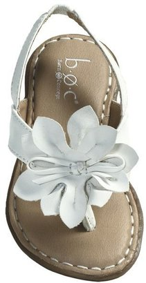 Børn B.O.C. by Faye Sandals - Flower Accent (For Toddler Girls)