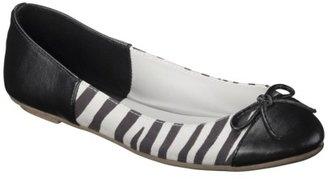 Girl's Cherokee® Sable Ballet - Zebra